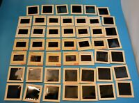 Vintage Photo Slides Kodachrome Transparency  1960's European Rome travel