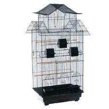 Voliera gabbia per uccelli canarini inseparabili calopsiti parrocchetti
