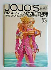 JoJo's Bizarre Adventure The World of Super Statue Figure Act 2 SAS Book Japan
