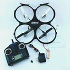 4-Axle RC Quadcopter Drone | UDI U818A Camera HD | Kids or Beginners | Works