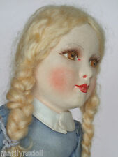 "VHTF 1940-50's cloth doll original 16 "" so sweet SALE"