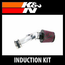 K&N Typhoon Performance Air Induction Kit - 69-8600TP - K and N High Flow Part