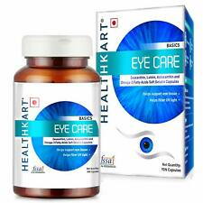 HealthKart Eye Care 90 Capsules Free Ship