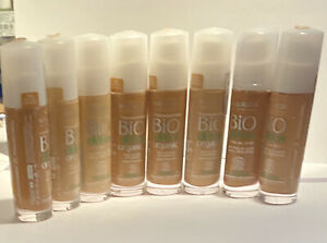 Bourjois Bio Detox Organic Foundation - Assorted 8 Shades #437