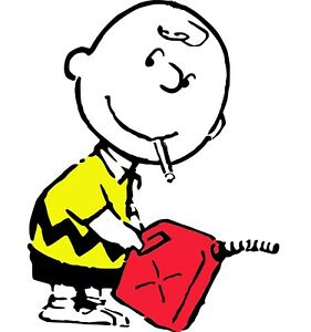 BANKSY CHARLIE BROWN STENCIL REUSABLE FROM A4 180 mc