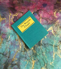 The Wayside Chapel Whippoorwill Press Signed Numbered Miniature Book Humor
