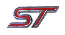 Stemma Fregio Logo Emblema FORD FOCUS FIESTA ST Mondeo Kuga ST Line
