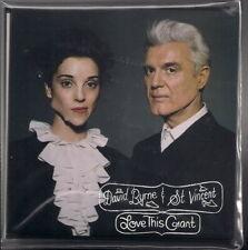 DAVID BYRNE - ST. VINCENT LOVE THIS GIANT - CD New Sealed