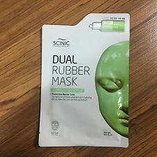1SHEET SCINIC DUAL RUBBER MASK PACK - SOOTHING WRAPPING MASK