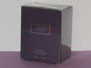 VICTORIA'S SECRET BASIC INSTINCT (FLORAL/FRUITY) EDP SPRAY 50ml. NEW-SEALED BOX!