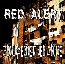 RED ALERT / PRODUZENTEN DER FROIDE - SPLIT CD (2010) UK / GERMANY OI-PUNK