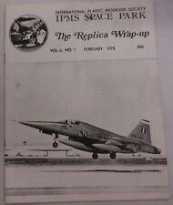 IPMS Space Park Magazine Grumman Tiger February 1978 052515R