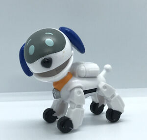 "Paw Patrol Robo-Dog Mission 2"" Action Figure Robot White Dog"