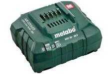 Metabo Ladegerät ASC 30-36V Neues Modell 14,4V - 36V 85W 3,0A AIR COOLED 6270440