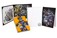 Blizzard Entertainment Dark Horse Comics Art of Overwatch HC LTD ED Sealed NM/M