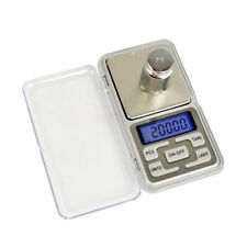 200g/0.01 Digital Pocket Scale Milligram Jewelry Weight Electronic Balance Scale