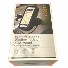 Cygnett motorcycle / cycle Weather resistant Phone Case Mount Phone Holder SALE
