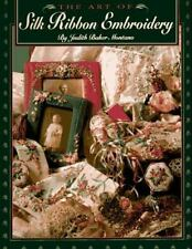 The Art of Silk Ribbon Embroidery-ExLibrary