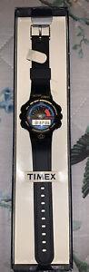Star Trek Timex TNG The Next Generation Chronoscanner Watch - Boxed