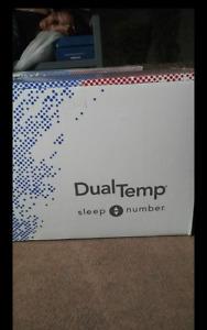 Sleep Number Dual Temp Half Queen