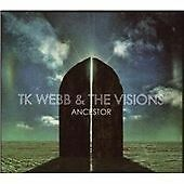 TK Webb & the Visions - Ancestor (2009)  CD  NEW/SEALED  SPEEDYPOST