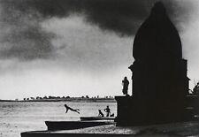 Gianni Berengo Gardin Ltd. Ed. Photo Heliogravure 40x30 Narmada River India 1978