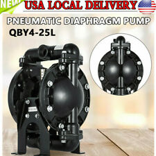"""35Gpm 120Psi 1"""" Inlet Outlet Air-Operated Double Diaphragm Pump / Membrane pump"""