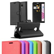 Case for Motorola MOTO Z PLAY Phone Cover Protective Book Kick Stand