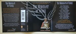 Arkangel - The Merchant of Venice - William Shakespeare - 2 cassettes