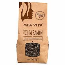 Graines de Chia Bio 1kg Sans Gluten Salades Yaourts Smoothies Soupes Omega 3/6