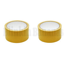 2 X 10M DOUBLE SIDED CARPET TAPE JOINING FLOOR TO RUG VINYL WOODEN FLOORING 2A