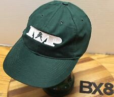 IWP INTERNATIONAL WOOD PRODUCTS HAT GREEN EMBROIDERED STRAPBACK VGC BX8