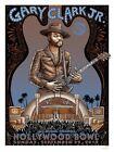 Gary Clark Jr Hollywood Bowl Emek Limited Edition Screenprint Poster xxx/100 S/N
