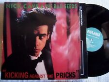 "NICK CAVE & THE BAD SEEDS - "" KICKING AGAINST THE PRICKS "" VINYL LP ORIGINAL UK"
