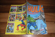 der GEWALTIGE HULK # 13 -- mit X-TEAM // Stan Lee+Marvel+Williams Verlag 1974