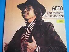 LP GATO BARBIERI GATO CHAPTER ONE . LATIN AMERICA IMPULSE GATEFOLD NUOVO LOOK