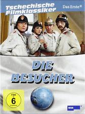 3 DVDs * DIE BESUCHER - DIE KOMPLETTE SERIE # NEU OVP §