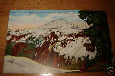 MT. BAKER, WASHINGTON, AUSTIN PASS postcard UNused +++