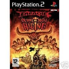 EARACHE - EXTREME METAL RACING - Playstation 2 - Game