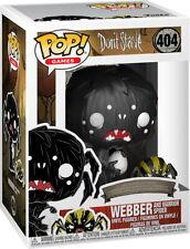Don'T Starve - Webber and Warrior Spider 404 - Funko Pop! - Vinyl Figur