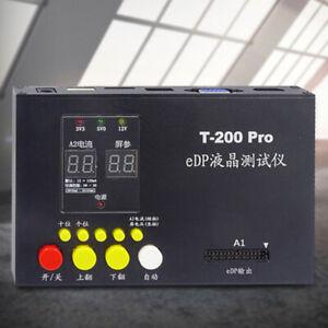 10-24 inch EDP LCD Screen Testing Tool EDP Signal Tester 12V For Laptop