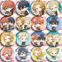 Arisa Ichigaya Badge Cute Itabag Pin Button Bedge Gift 16PCS Anime BanG Dream