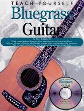 Partition+CD - Teach Yourself Bluegrass Guitar - Russ Barenberg