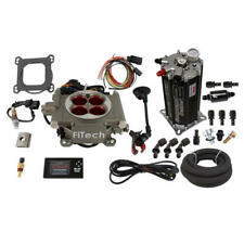 FiTech Fuel Injection System Kit 32203; Go Street EFI & Command Center 2 400 HP