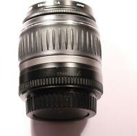 Canon EF-S 18-55mm F/3.5-5.6 II  Lens + LENS HOOD
