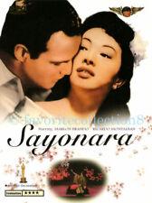 """""""sayonara"""" Marlon Brando Ricardo Montalban Patricia Owens Drama Romance"""