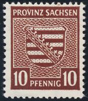 SBZ, MiNr. 78 Y b y, tadellos postfrisch, Befund Schulz, Mi. 120,-