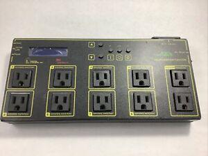 Digital Loggers, INC. Web Power Switch 7, LPC7, Remote Power Control - KH D1D