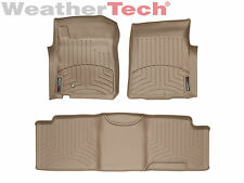 WeatherTech Floor Mats FloorLiner for Ford F-150 Ext. Cab - 2000-2003 - Tan