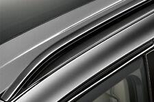 BMW OEM F25 X3 2011-2017 SUV Retrofit Roof Rail Set (Right and Left) Gloss Black